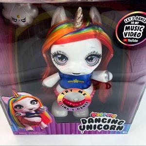 Poopsie Dancing Unicorn Rainbow Singing Doll